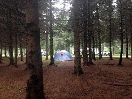 Madawaska Camp