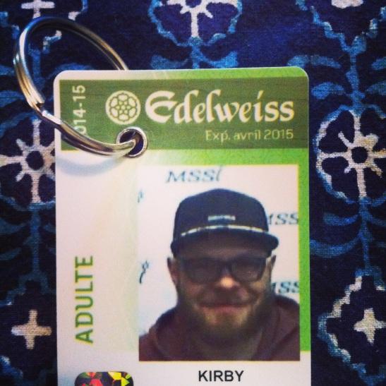 Edelweiss Pass 2015