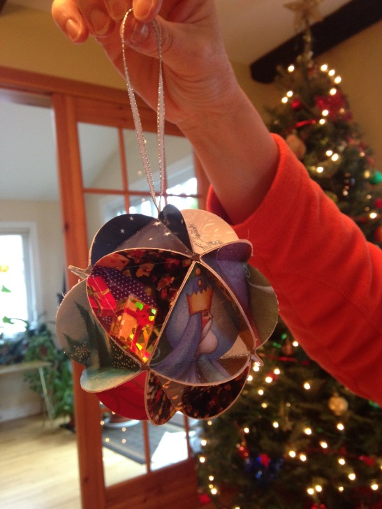 Sylvies ornament